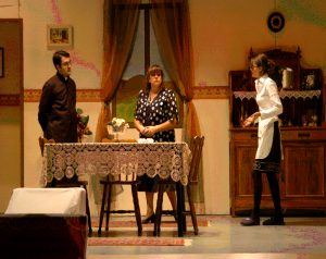 Giggia, Don Tarcisio e Carlotta