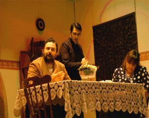 Giggia , Stefano e Don Tarcisio